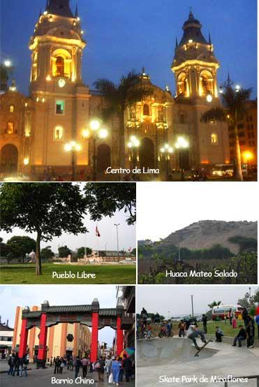 un poquito de Lima